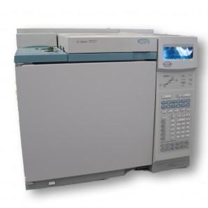 Konfigurieren Sie Ihren Agilent 6890N GC System