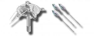 Ersatzteile und Aufrüstungen für Gaschromatographen